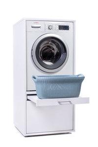 Washtower Basic cabinet + Pull-out Tray